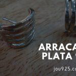 Arracades Plata 925