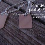 Plaques plata925 jou925.com